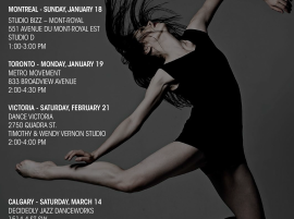 Auditions – Decidedly Jazz Danceworks