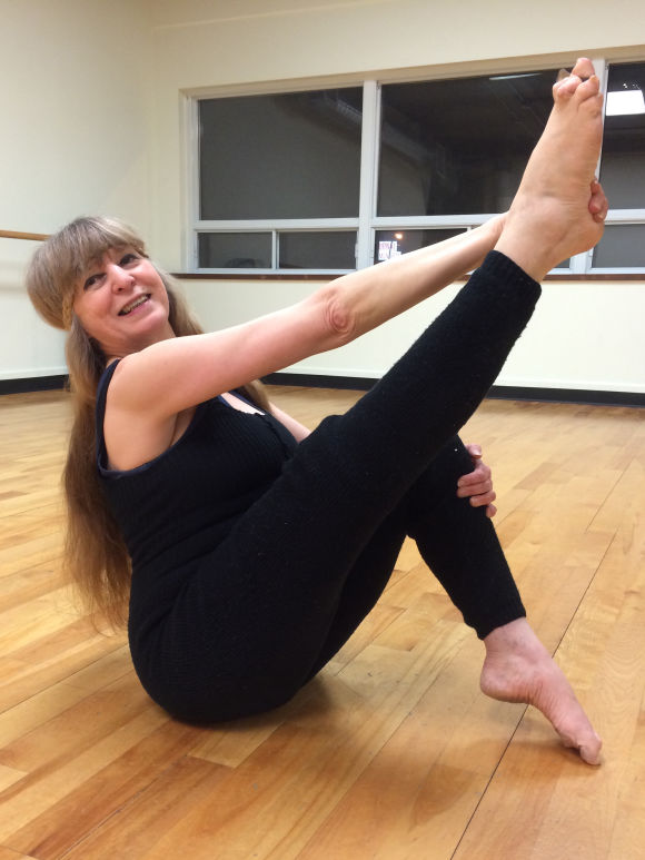 Abdos, cardio et santé du dos avec Suzanne Claveau