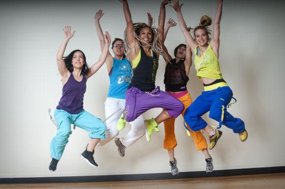 Zumba Fitness avec WZ Fitness (Carole Albert)