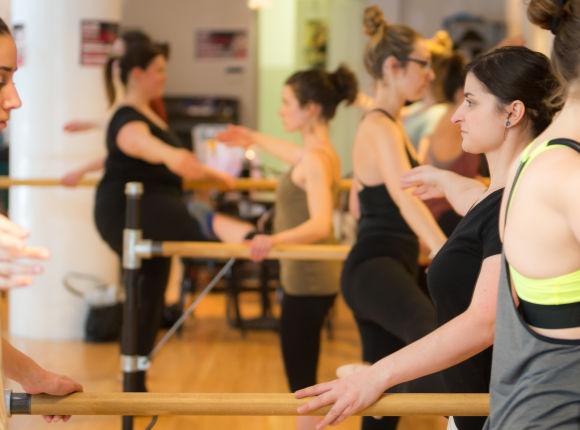 Entraînements inspirés du ballet classique avec Ballet Hop!