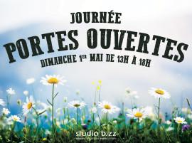 Journée Portes Ouvertes du printemps au Studio Bizz