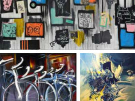 (Français) Exposition «Triptyque en couleurs»