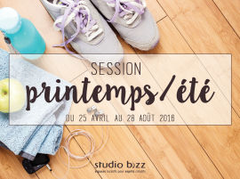 NOUVELLE SESSION PRINTEMPS – ÉTÉ 2016