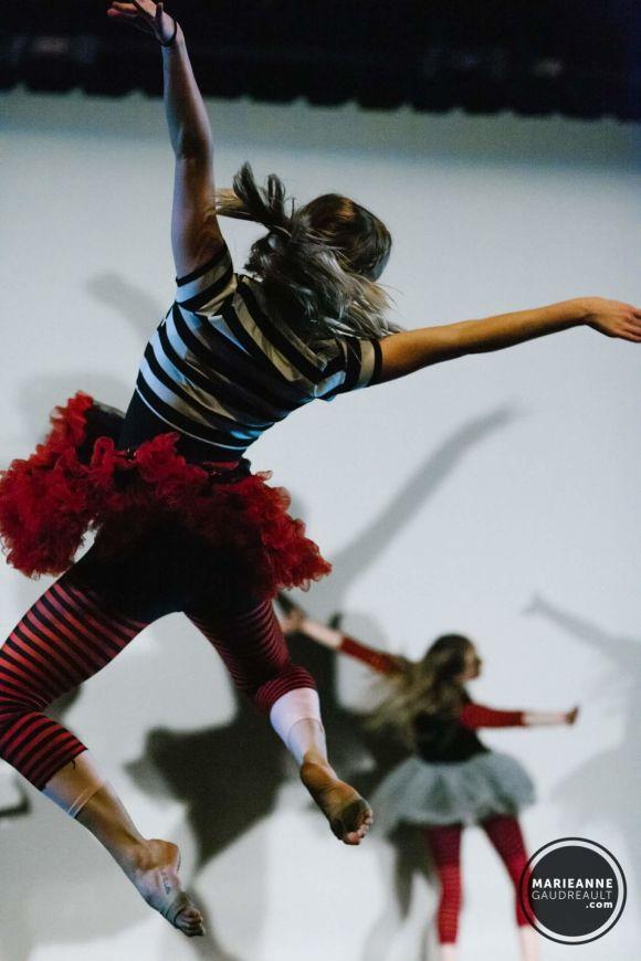 Session d'été de l'École de danse Karine Lachapelle
