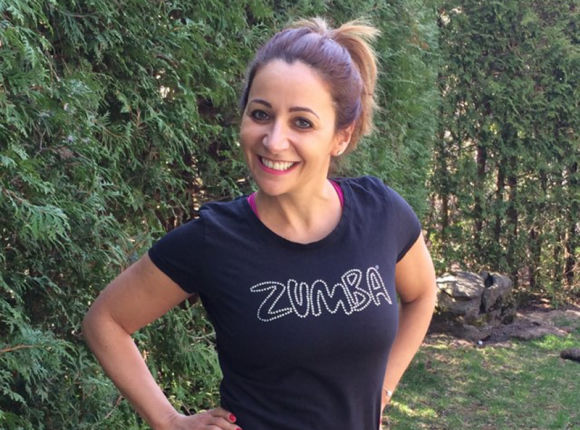 Zumba French Touch avec Candice