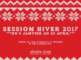 NOUVELLE SESSION HIVER 2017