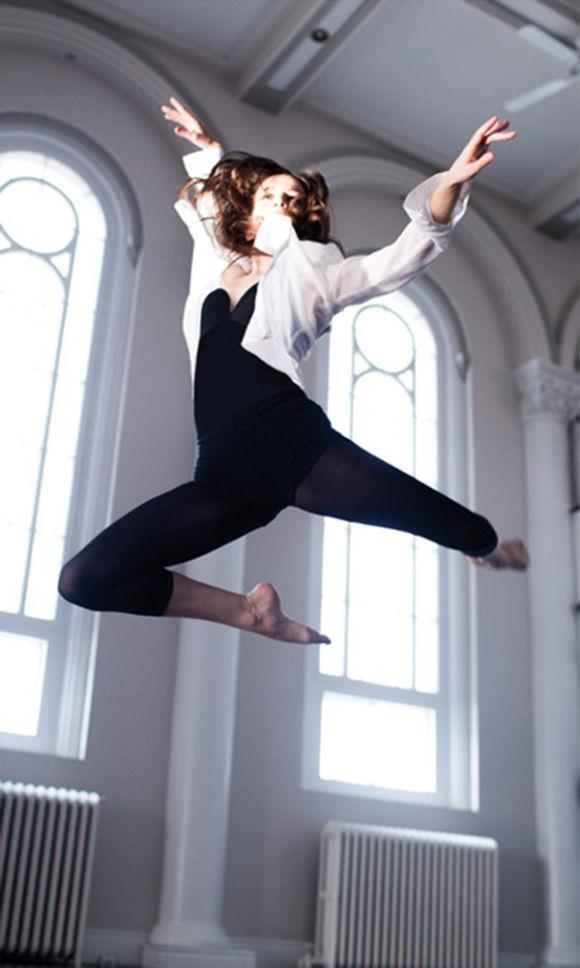 Danse Pop avec Julie Desmarais Bastien