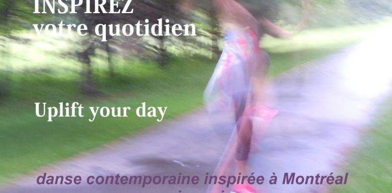 Atelier en danse contemporaine pour tous (aka fluidance) avec Véronic Morin