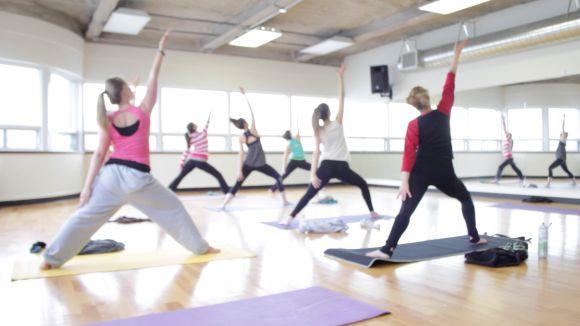 (Français) Cours chorégraphique et Yoga avec Marie-Pier Fortier