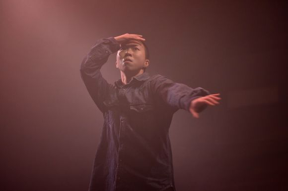Hip Hop and Locking with Kai Thomas Jackson