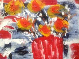 Exposition «Au-delà des couleurs» de Micheline Marcoux