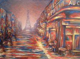 Exposition solo de Amélie Sutter
