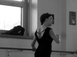 Cours de ballet avancé avec France Dufresne