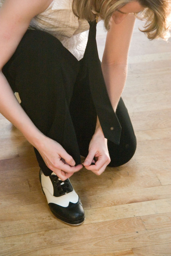 Cours de claquettes débutant et intermédiaire avec Maryse Beaudoin