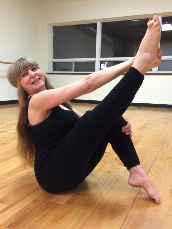 Santé du dos & abdominaux avec Suzanne Claveau