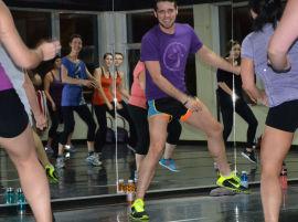 Zumba et Body Design avec Victor Flores / Attitude Fitness