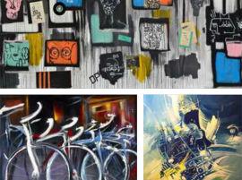 Exposition «Triptyque en couleurs»
