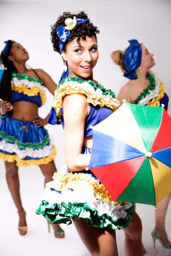 Cours de Samba avec Levanta Poeira Danses Brésiliennes