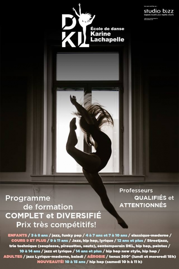 École de danse Karine Lachapelle