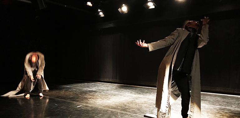Deux artistes européens en spectacle au Studio Théâtre