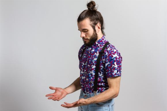 Danse contemporaine avec Charles-Alexis Desgagnés