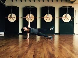 Expérience fitness avec PR Workout