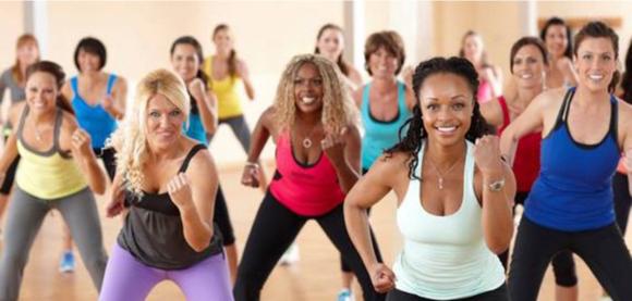Djamboola Fitness avec Mama