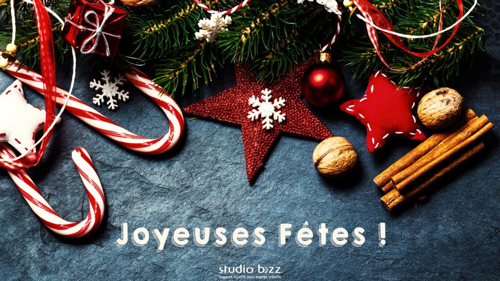 Image De Joyeux Noel 2019.Joyeux Noel Et Bonne Annee 2018 Nouvelles Studio Bizz