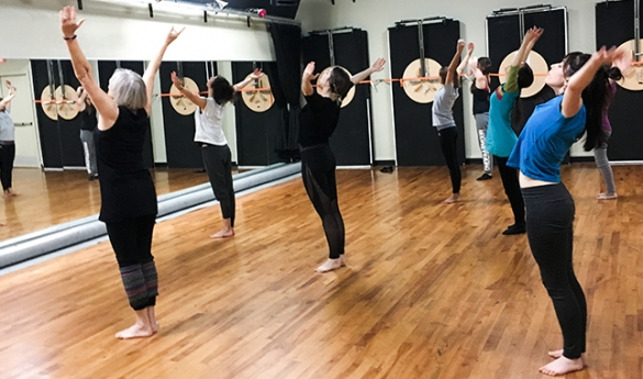 Se laisser inspirer par la danse selon Véronic Morin