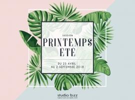 Nouvelle session PRINTEMPS/ÉTÉ 2018