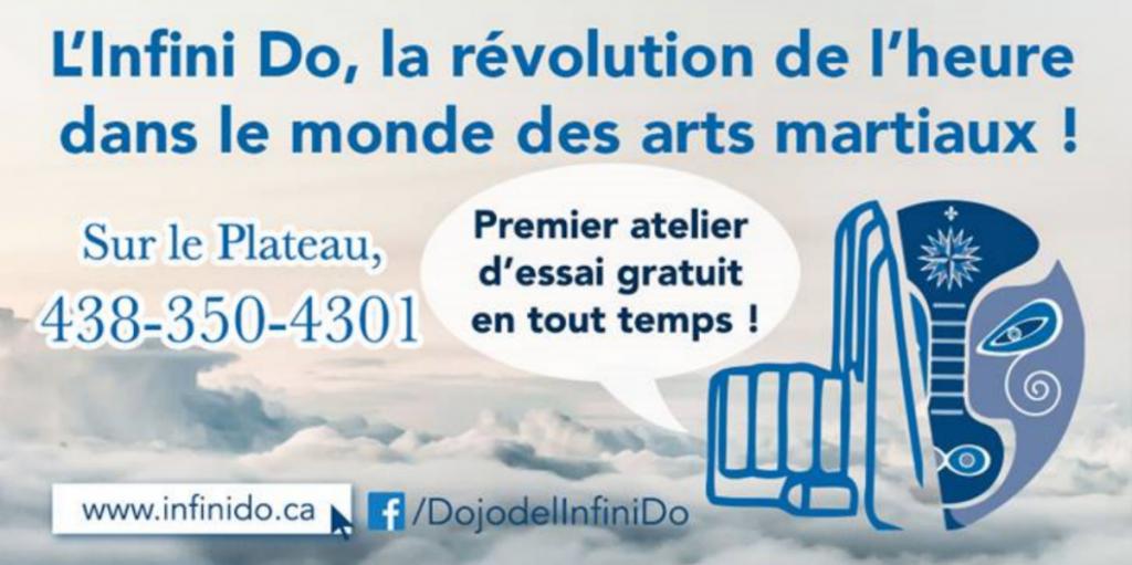 Infini Do Un Art Martial Creatif Avec Normand Leduc Cours De