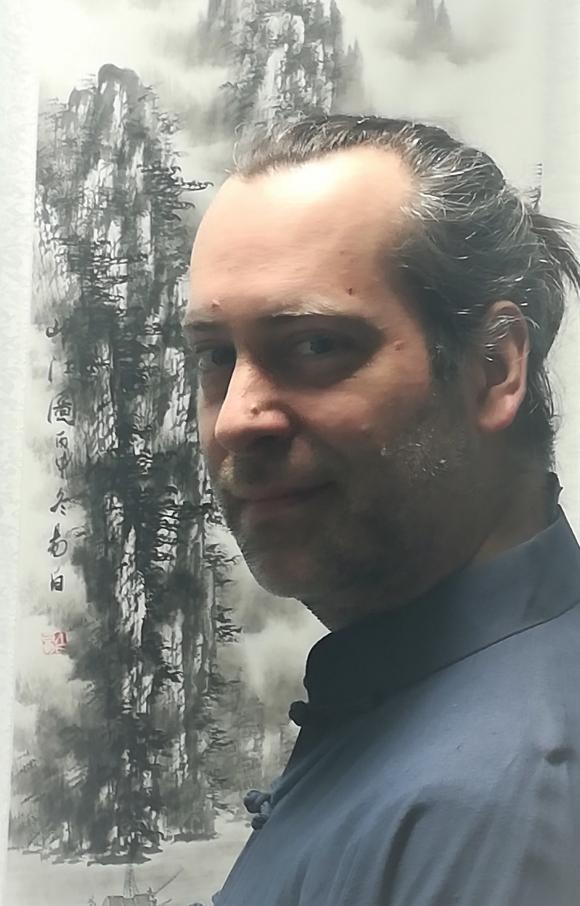 Simon T. Bélanger – Bagua Montréal