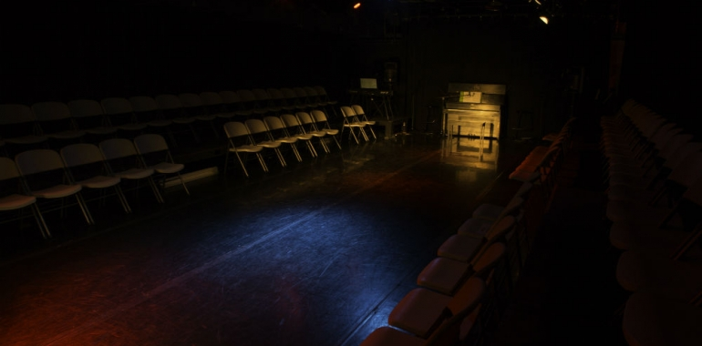 OFF-CINARS : Studio Théâtre disponible à la location