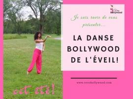 La danse Bollywood de l'éveil avec Véronic Morin