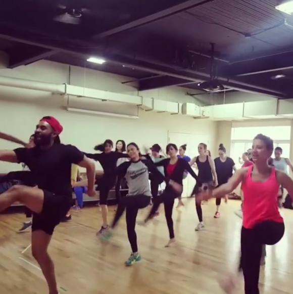 Bhangra Fitness avec Prateek
