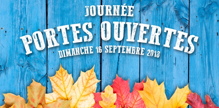 JOURNÉE PORTES OUVERTES DE L'AUTOMNE 2018 AU STUDIO BIZZ