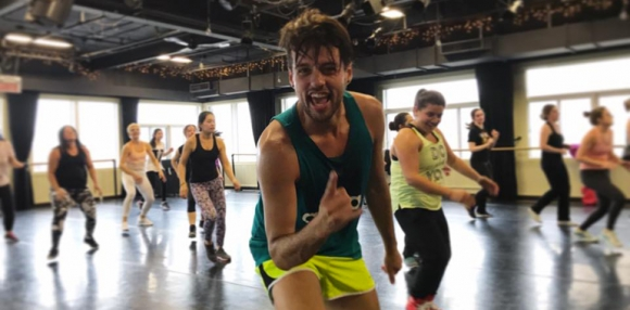 Zumba, Strong by Zumba et Body Design avec Victor Flores / Attitude Fitness