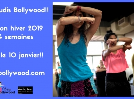 Bollywood dance classes with Vero Bollywood
