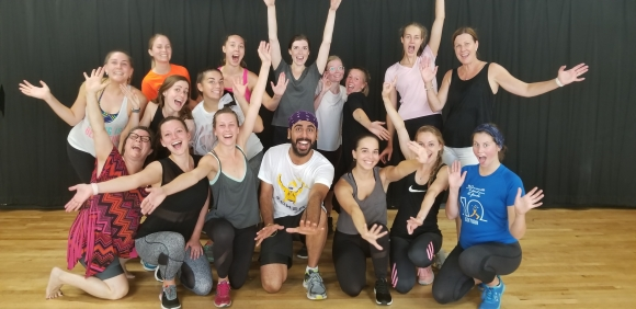 Power Bhangra Fitness with Harshjot Nijher