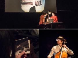 (Français) Le théâtre RétroColectivo en répétition au Studio Bizz pour les Journées de la Culture