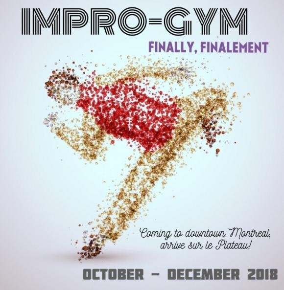 Impro-Gym avec Anik Matern