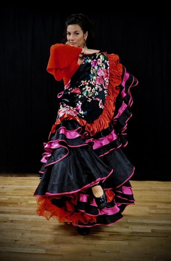Danse tzigane avec Gaelle Pouliquen