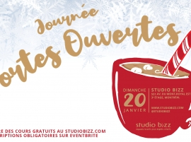 WINTER 2019 OPEN HOUSE AT STUDIO BIZZ