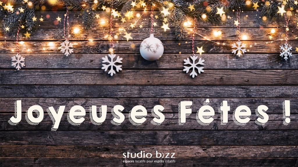 Image De Joyeux Noel 2019.Joyeux Noel Et Bonne Annee 2019 Nouvelles Studio Bizz