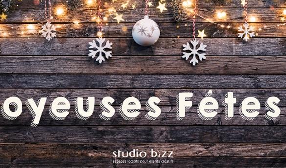 L'esprit de Noël chez les professeurs qui enseignent au Studio Bizz