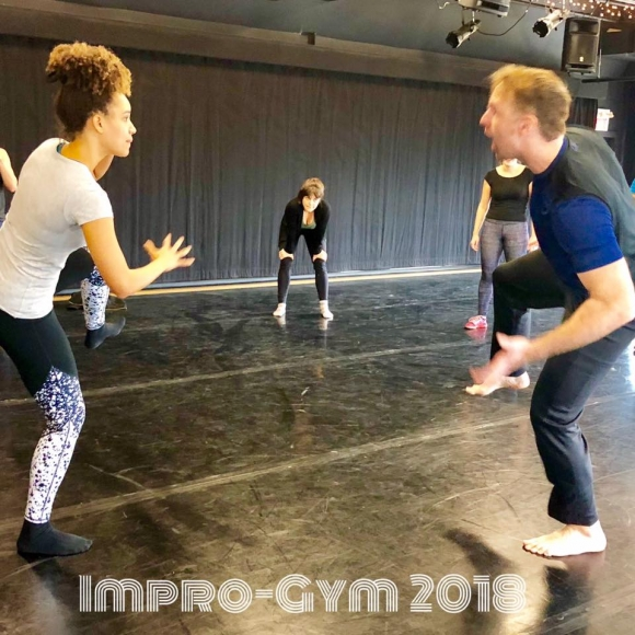 Impro-Gym with Anik Matern