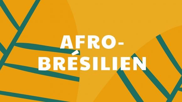 Afro-brésilien avec Levanta Poeira