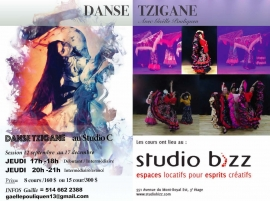 (Français) Danse tzigane avec Gaëlle Pouliquen
