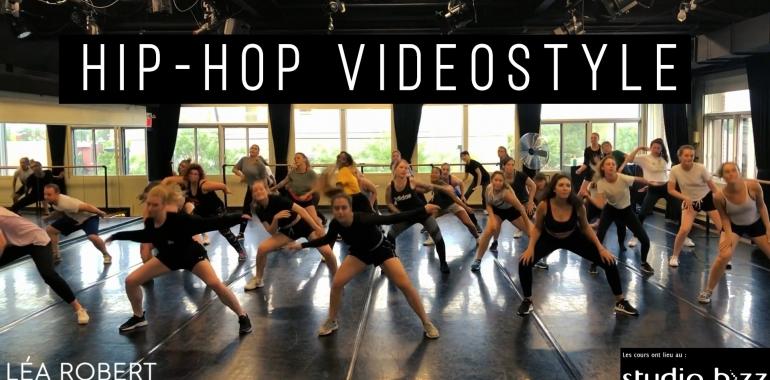 (Français) Hip Hop Videostyle avec Léa Robert
