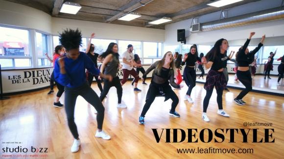 Hip Hop Videostyle avec Léa Robert